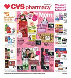 CVS Beauty Gifts For Mother's Day May 3 - 9, 2020