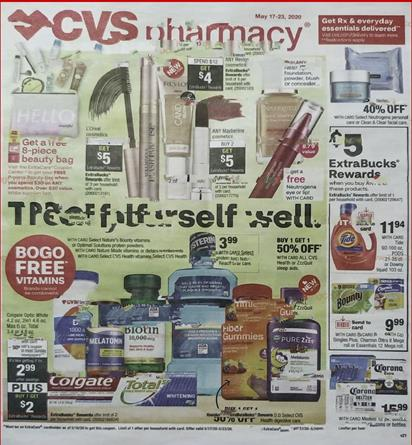 CVS Weekly Ad Preview May 17 23 2020