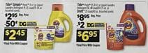 Dollar General Ad Tide Coupons