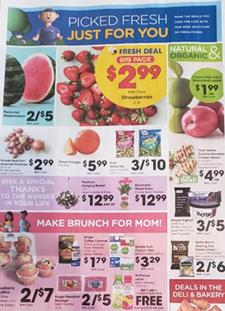 Kroger Ad Fresh Deals May 6 - 12, 2020