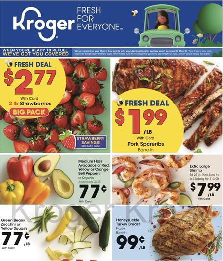 Kroger Weekly Ad Preview May 13 19 2020