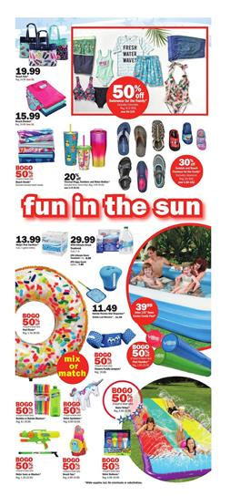 Meijer Camping Products May 17 - 23, 2020