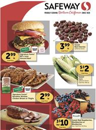 Safeway Weekly Ad Grocery May 13 - 19, 2020