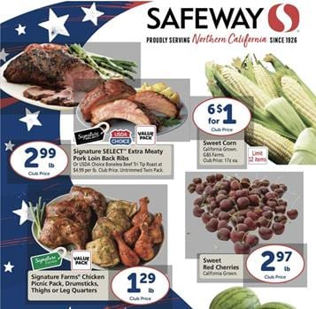 Safeway Weekly Ad Preview May 20 26 2020