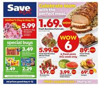 Save A Lot Weekly Ad Mother's Day May 6 - 12, 2020