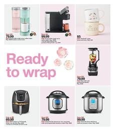Target Mother's Day Home Gifts May 3 - 9, 2020