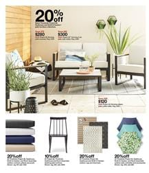 Target Outdoor Living Sale May 10 - 16, 2020