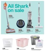 Target Shark Vacuums and More Home Appliances
