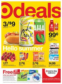 Target Weekly Ad Sale May 17 - 23, 2020