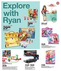 Target Weekly Ad Toys May 10 - 16, 2020