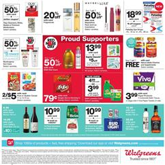 Walgreens Weekly Ad Household Sale May 10 - 16, 2020