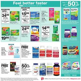 Walgreens Zyrtec Coupon May 10 16 2020