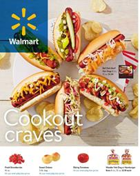 Walmart Picnic Food May 22 - Jun 23, 2020