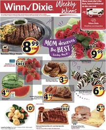 Winn Dixie Ad Mother's Day May 6 - 12, 2020