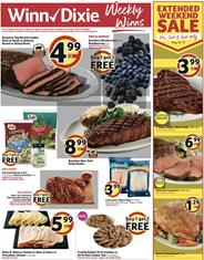 Winn Dixie Weekly Ad Sale May 13 - 19, 2020