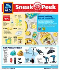 ALDI Ad In Store Jun 28 Jul 4 2020