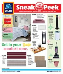 ALDI Ad Must-See Deals Jul 5 - 11, 2020 In-Store Ad