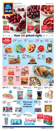 ALDI Weekly Ad Specials Jun 21 27 2020