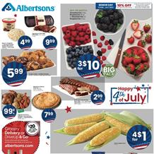 Big Deals in Albertsons 4th of July Sale | Weekly Ad Preview