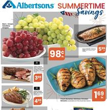 Albertsons Ad Summertime Sale Jun 24 - 30, 2020
