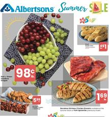 Albertsons Weekly Ad Summer Jun 10 - 16, 2020