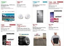 Costco Samsung TV Deal and more from the Ad