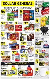 Dollar General Ad 4th of July Sale Jun 28 - Jul 4, 2020
