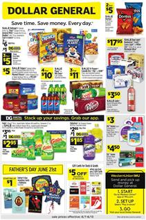 Dollar General Ad Father's Day Gifts Jun 7 - 13, 2020
