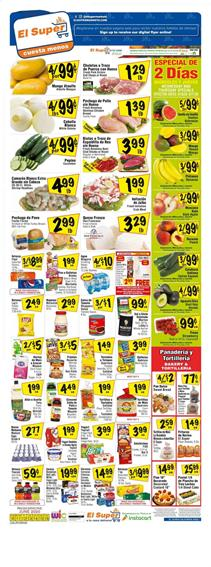 El Super Ad Sale Jun 10 - 16, 2020