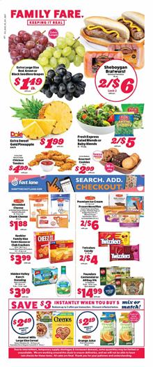 Family Fare Weekly Ad Sale Jun 7 - 13, 2020