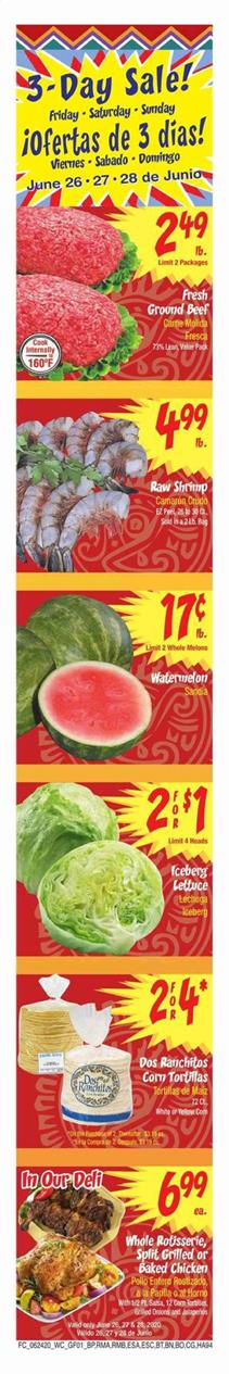 Food City Weekly Ad 3 Day Sale 2