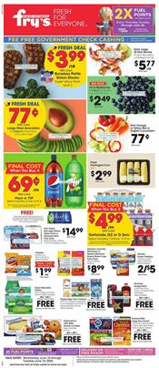 Fry's Weekly Ad Sale Jun 10 - 16, 2020