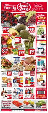 Jewel Osco Weekly Ad Grocery Jun 24 30 2020