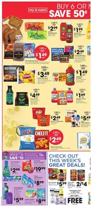 Kroger Ad Mix and Match Sale Jun 10 - 16, 2020