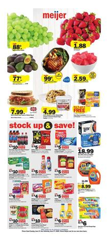 Meijer Ad Stock Up Sale Jun 21 27 2020