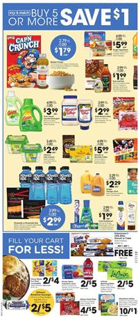 Mix and match products in Kroger Ad Jun 3 9 2020