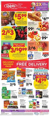 Ralphs BOGO Free Sale Jun 10 - 16, 2020 From Weekly Ad
