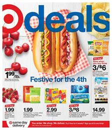 4th of July Deals from Target, Rite Aid, CVS, Walgreens and more