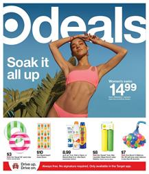 Target Swimwear Deals Jun 21 - 27, 2020