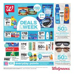 Walgreens Weekly Ad Rewards Jun 14 20 2020
