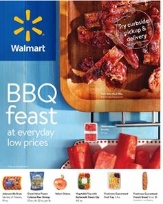 Walmart BBQ Products Jun 24 Jul 28 2020 2