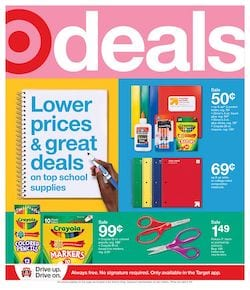 Back To School Deals - Electronics - Amazon, Best Buy, Target