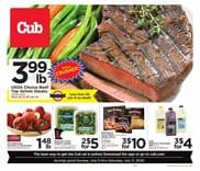 Cub Foods Ad Steak Deal Jul 5 - 11, 2020