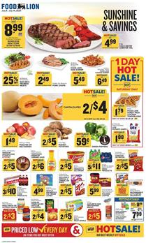 Food Lion Grocery Jul 8 - 14, 2020 Sale | The Best Hot Sale