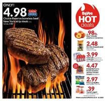 Hyvee Weekly Ad Hot Deals Jul 8 - 14, 2020