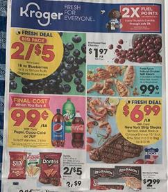 Kroger Weekly Ad Preview Jul 8 14 2020