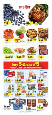 Meijer School Products Low Prices All Season