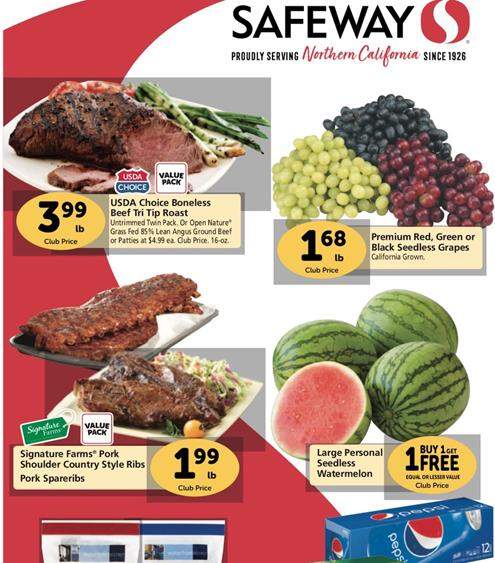 Safeway Weekly Ad Preview Jul 22 - 28, 2020