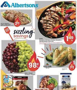 Albertsons Weekly Ad Preview Aug 12 18 2020