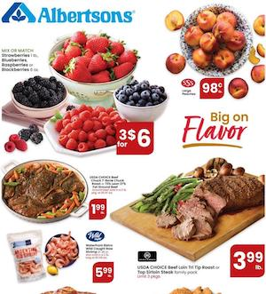 Albertsons Weekly Ad Preview Aug 19 25 2020